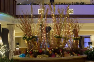 Mall Holiday Decor - holiday decorating ideas for malls