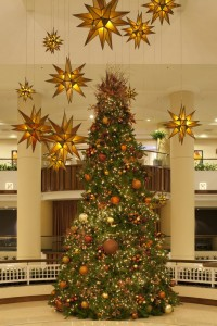Commercial Christmas Decorations Tree Decor