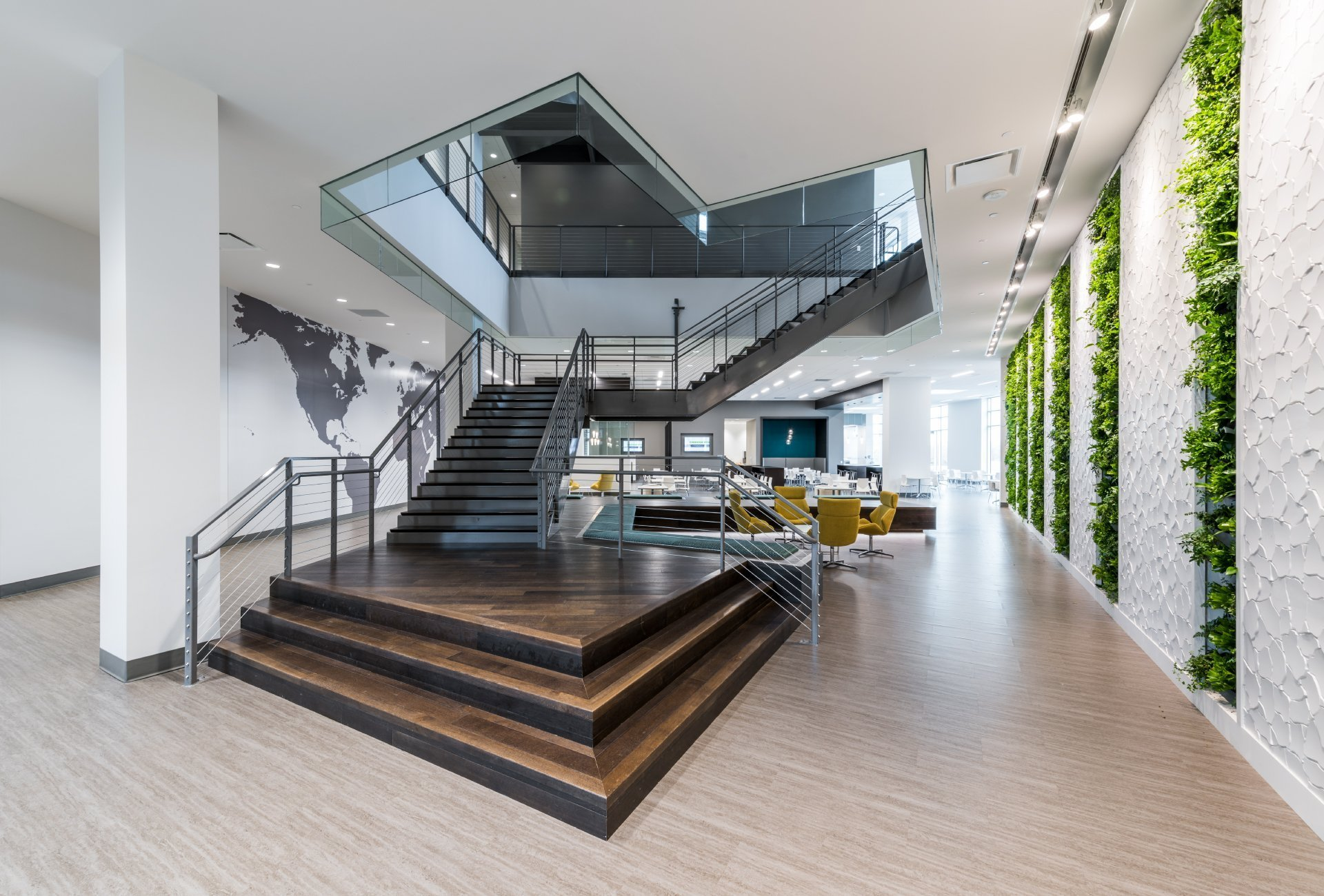 Indoor Green Wall System Design