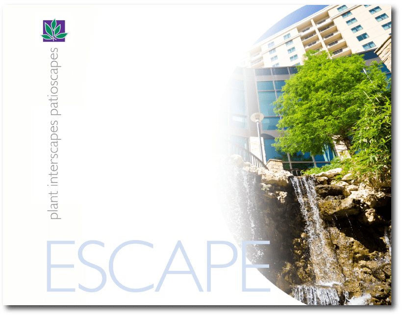 ESCAPE - Exterior Plant Design Solutions