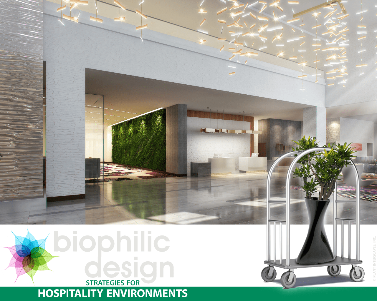 Biophilic hotel design strategies