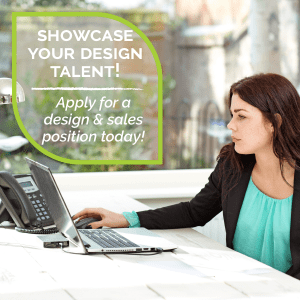 Apply for a design & sales position with natura today!