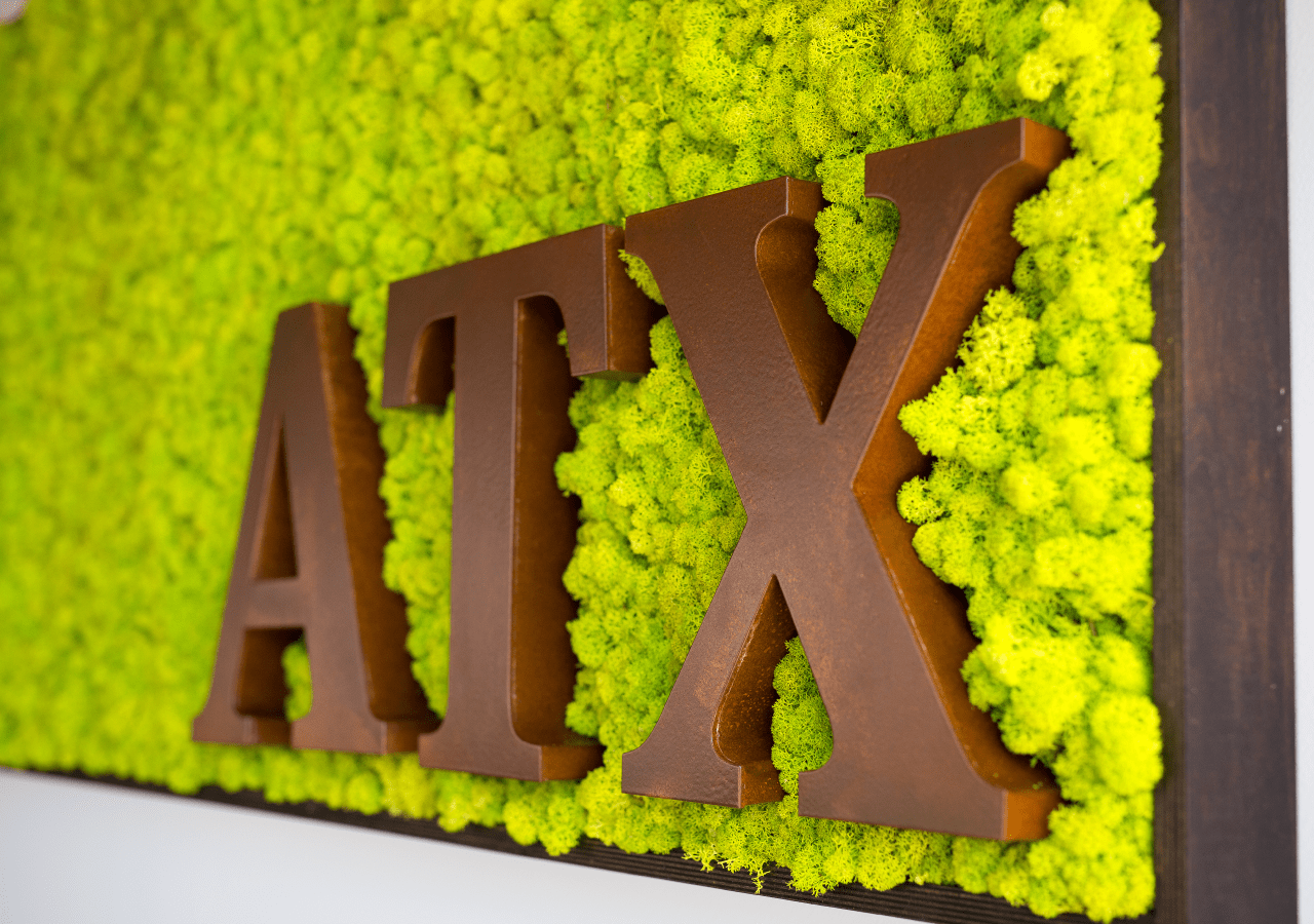 Custom Moss Wall Art ATX