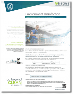 Electrostatic Disinfection Services
