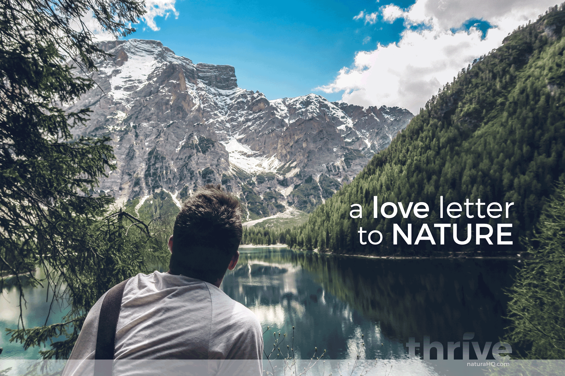 a Love Letter to nature