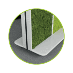 Moss Divider Base Cover