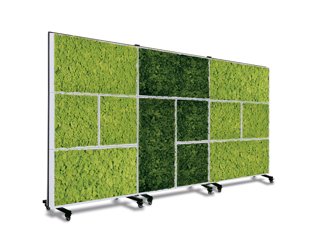 Moss Room Dividers