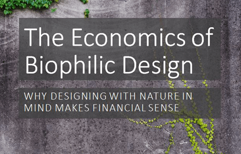 The Economics of Biophilic Design