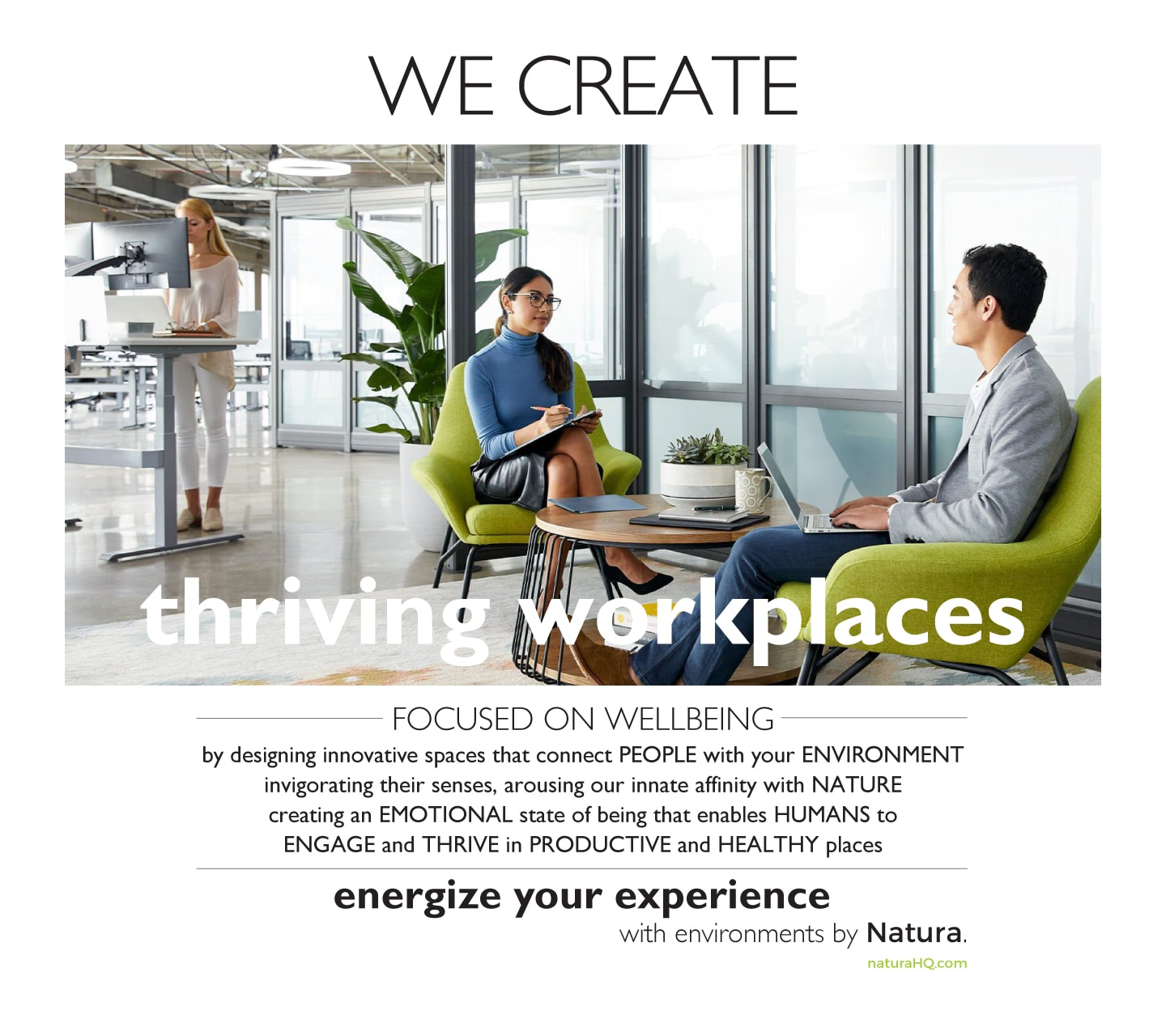 Healthy Workplaces where People Thrive!