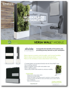 Versa Mobile Green Wall System